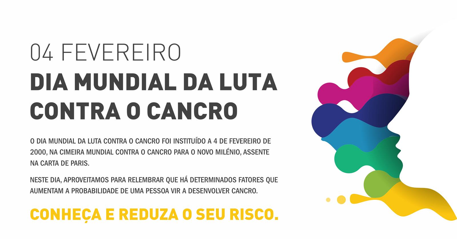 imagem do post do 2920Dia Mundial da Luta Contra o Cancro