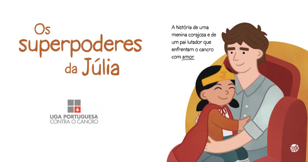 imagem do post do 3080AUDIOLIVRO – OS SUPERPODERES DA JÚLIA