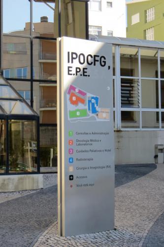 IPO de Coimbra - Painel Informativo
